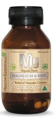 Healthy Essentials Magnesium and Bark