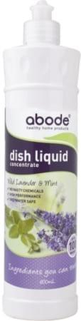 Abode dishwashing liquid