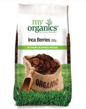 My Organics Incaberries