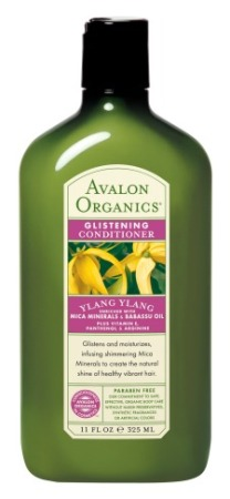 Avalon Organics Glistening Ylang Ylang Conditioner
