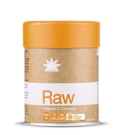 Amazonia Raw Vitamin C Complex