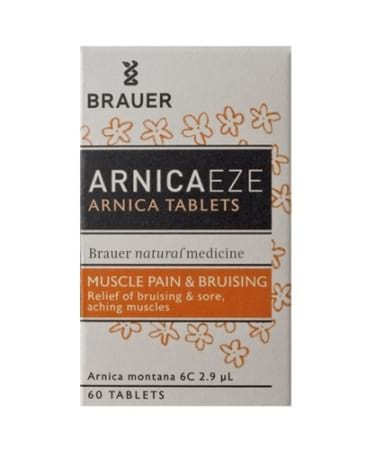 Brauer Arnicaeze Arnica Tablets