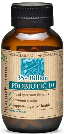 Healthy Essentials Broad Spectrum Probiotic 10