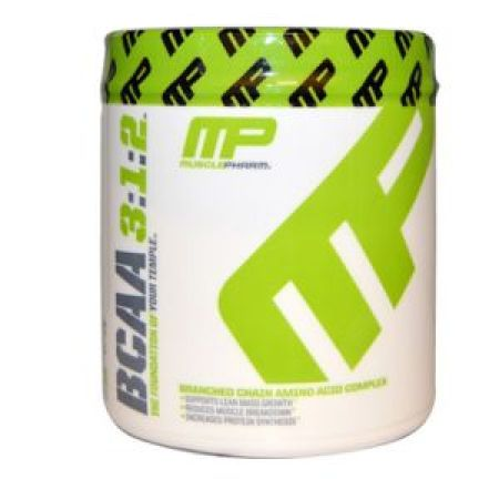 Muscle pharm BCAA 3.1.2