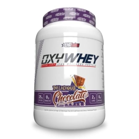 EHP Labs OxyWhey Lean Wellness Protein - Delicious Chocolate