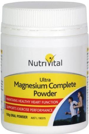 NutriVital Ultra Magnesium Complete Powder