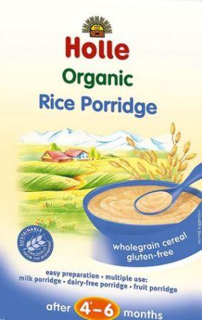 Holle Organic Rice Porridge