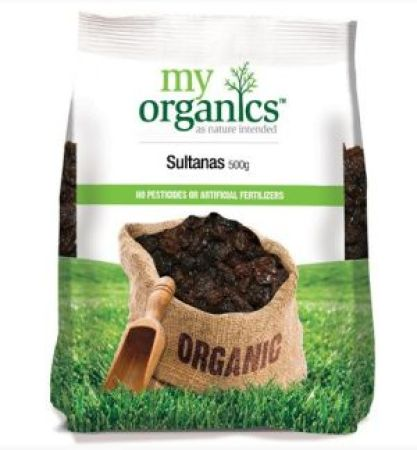 My Organics Sultanas
