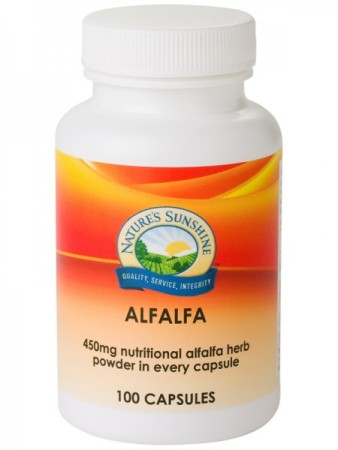 Nature`s Sunshine Alfalfa