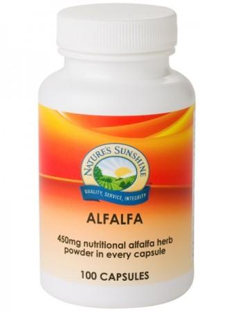 Nature`s Sunshine Alfalfa