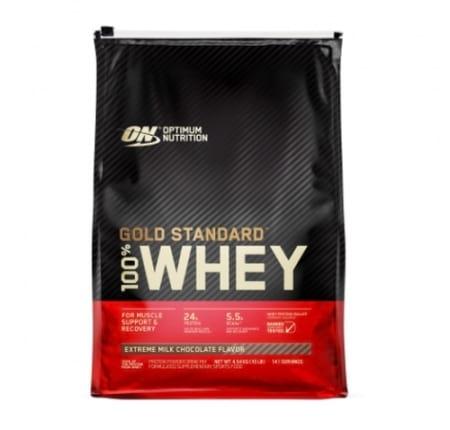 Optimum Nutrition 100% Gold Standard Whey Protein 4.5 Kg