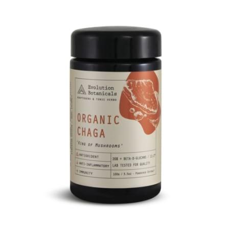 Evolution Botanicals Organic Chaga