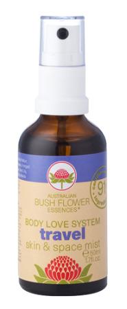 Aust. Bush Flower - Travel Essence Mist