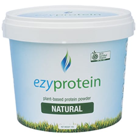 Ezy Protein Natural 1Kg Organic