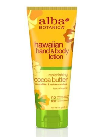 Alba Botanica Hawaiian Hand and Body Lotion Cocoa Butter