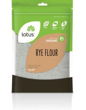 Lotus Organic Rye Flour