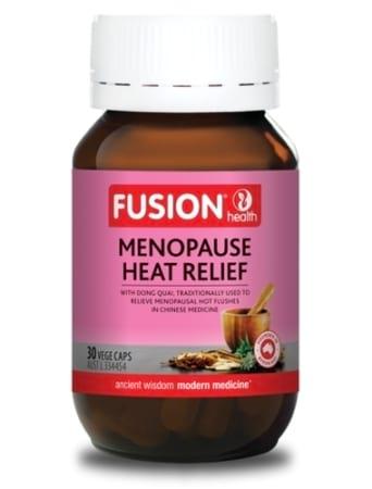 Fusion Health Menopause Heat Relief