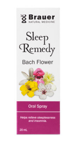 Brauer  Sleep Remedy Bach Flower Oral Spray