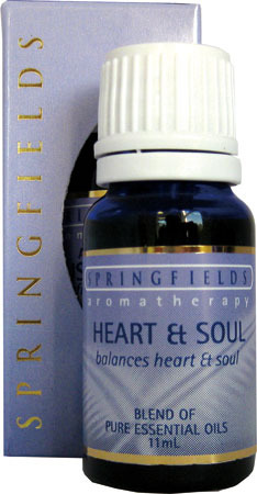 Heart and Soul Springfields Essential Oil Blend