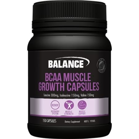 Balance Fuel and Recovery BCAA