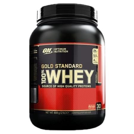 Optimum Nutrition 100% Gold Standard Whey Protein 908 g