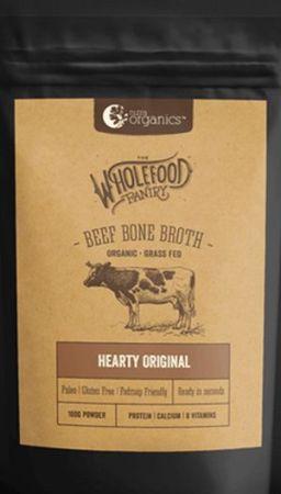 Nutra Organics Beef Bone Broth Original