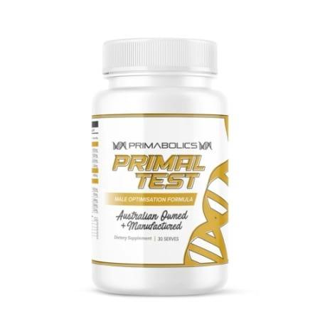 Primabolics Primal Test Natural Testosterone Optimiser