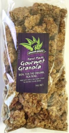 Amazon Power Gourmet Granola
