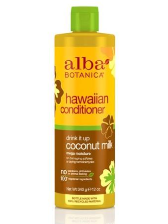Alba Botanica Hawaiian Conditioner Drink It Up Coconut Milk