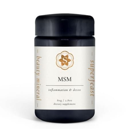 SuperFeast MSM Inflammation and Detox