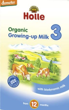 Holle Organic Growing Up Milk 3