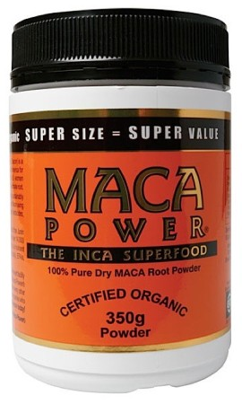 Maca Power Organic Powder