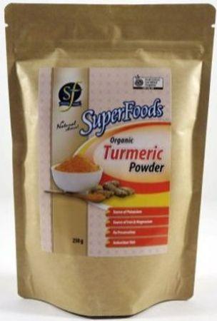 Select Health Foods Organic Turmeric Powder