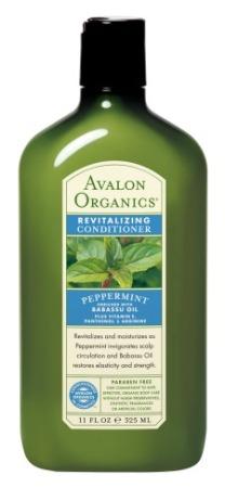 Avalon Organics Strengthening Peppermint Conditioner