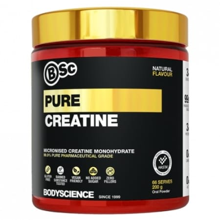 BSc Body Science Pure Creatine