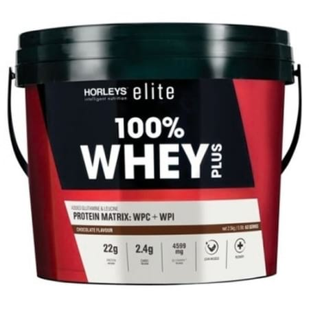 Horleys Elite 100% Whey Pius