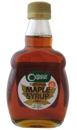 Absolute Organics Maple Syrup