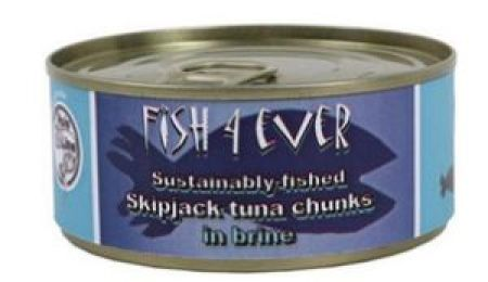 Fish 4 Ever Tuna Chunks in Brine