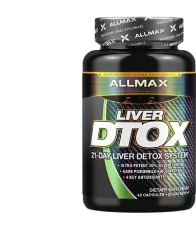 Allmax Liver D-Tox