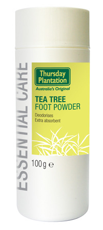 Tea Tree Foot Powder Thursday Plantation