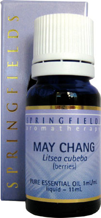May Chang Springfields Essential Oil