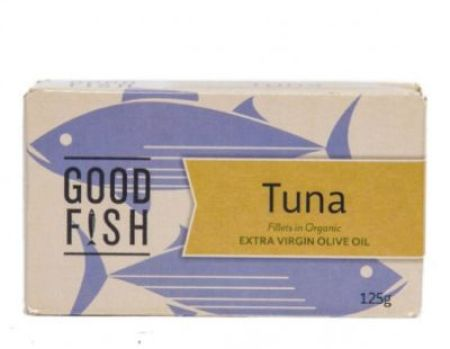 Good Fish Tuna in Extra Virgin Olive Oil