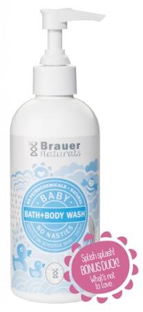 Brauer Baby Bath and Body Wash