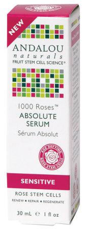 Andalou Naturals 1000 Roses Absolute Serum