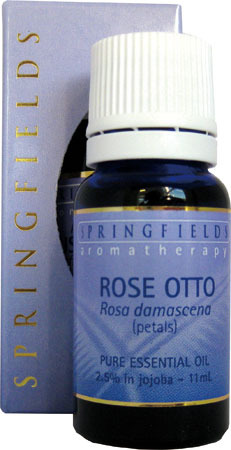 Rose Otto Springfields Essential Oil
