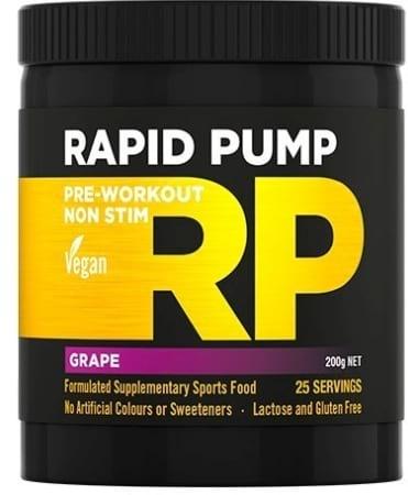 Rapid Supplements Rapid Pump
