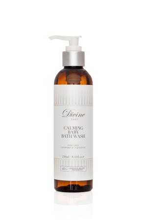 Divine Baby Certified Organic Calming Baby Bath wash