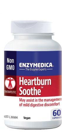Enzymedica Heartburn Soothe
