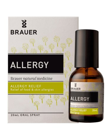 Brauer Allergy Oral Spray