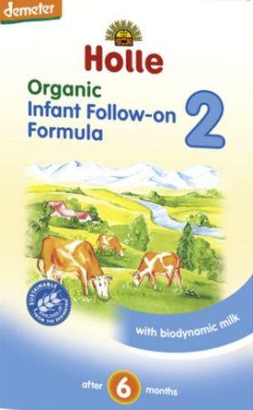 Holle Organic Infant Formula 2